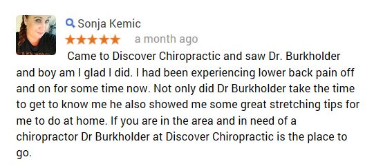 Discover Chiropractic Bothell Review 2